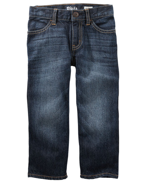Display product reviews for Classic Jeans - Rail Tie True Blue Wash