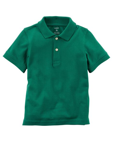 Display product reviews for Piqué Polo