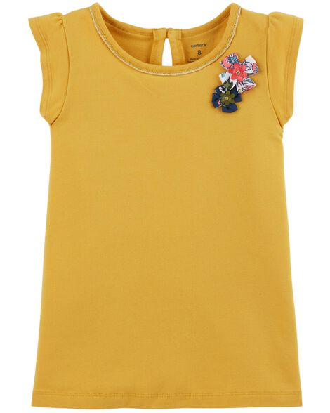 Display product reviews for Rosette Flutter-Sleeve Tee