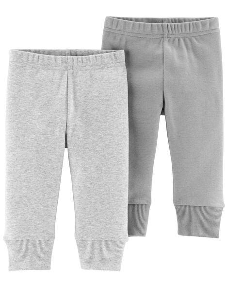 Display product reviews for 2-Pack Certified Organic Cotton Pants