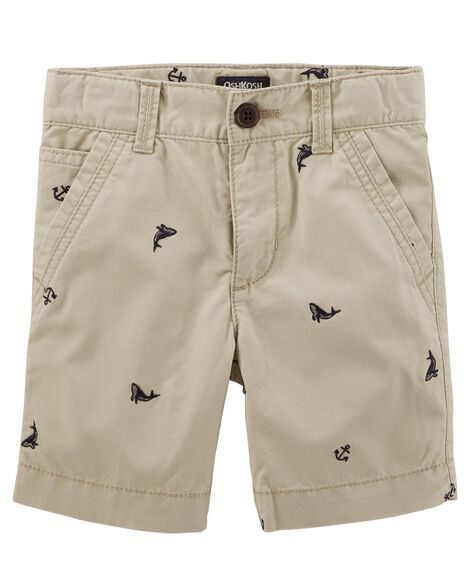 Display product reviews for Whale Schiffli Twill Shorts