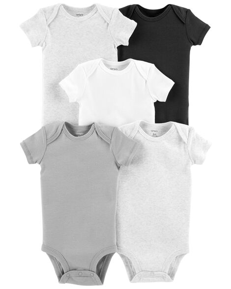 Display product reviews for 5-Pack Short-Sleeve Original Bodysuits