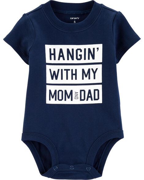 Display product reviews for Mom & Dad Collectible Bodysuit