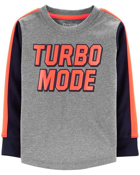 Display product reviews for Turbo Mode Active Tee