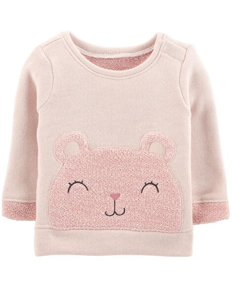 Display product reviews for Bear French Terry Sweater