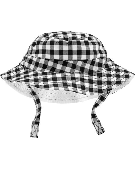 26eb99b21f247 Display product reviews for Gingham Bucket Hat