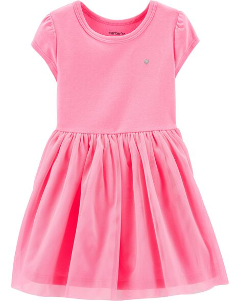 24730d1424 Baby Girl Dresses & Rompers | Carter's | Free Shipping