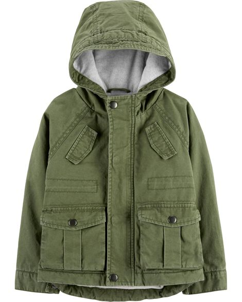 Display product reviews for Hooded Parka