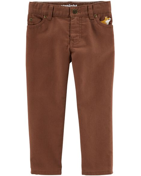 Display product reviews for High Stretch Straight-Fit Pants