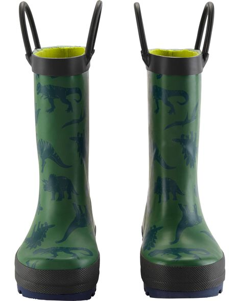 Display product reviews for Carter's Dinosaur Rain Boots