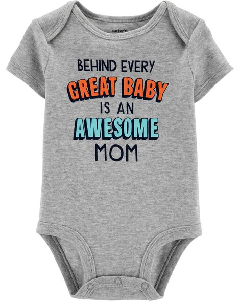 Display product reviews for Awesome Mom Collectible Bodysuit