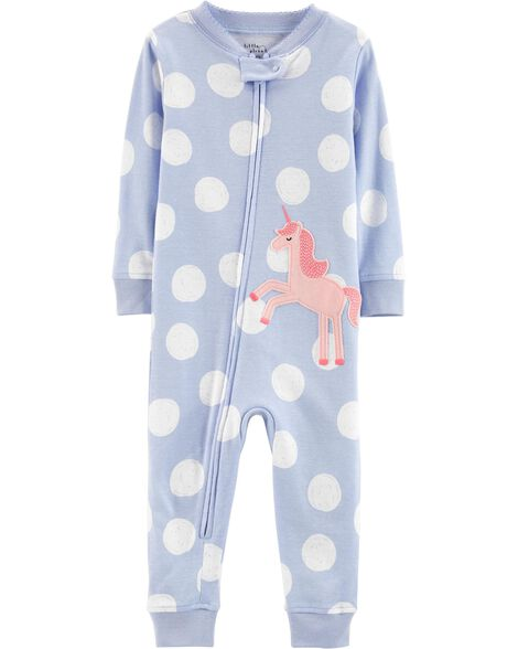 Display product reviews for 1-Piece Certified Organic Cotton Snug Fit  Footless PJs e7687e7ba