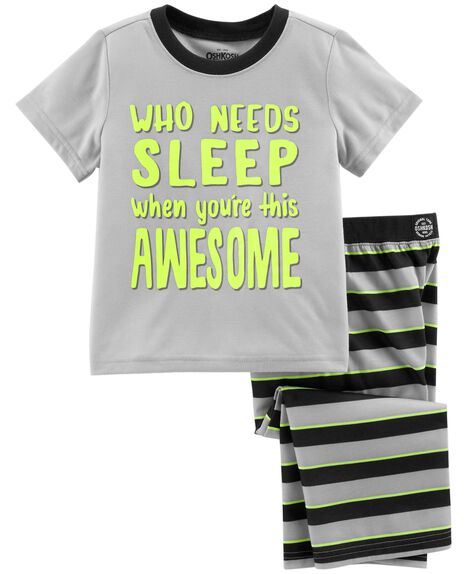 Display product reviews for 2-Piece Awesome PJs
