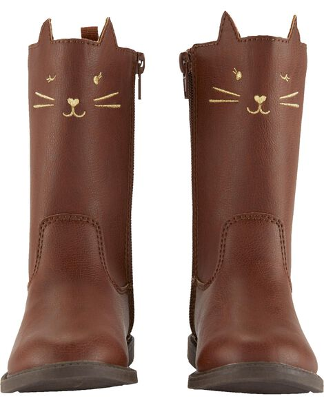 Display product reviews for Carter's Kitty Tall Boots