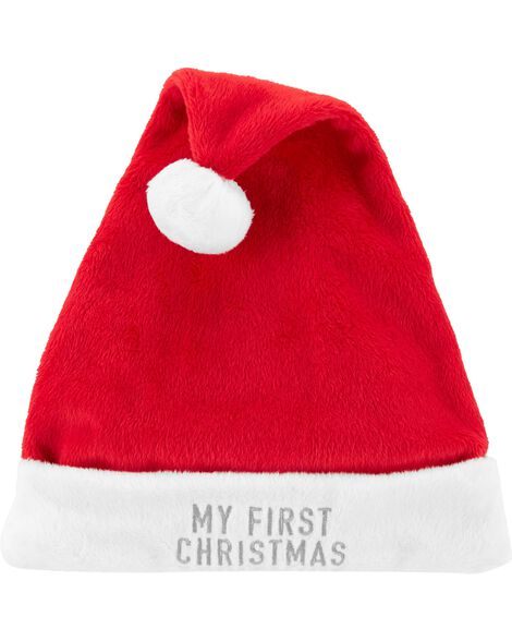Display product reviews for First Christmas Santa Hat