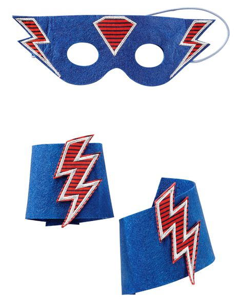 Display product reviews for Superhero Mask & Cuff Set