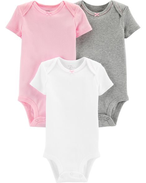 3ca1d1a41 Display product reviews for 3-Pack Certified Organic Bodysuits