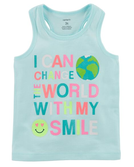 Display product reviews for Change The World Jersey Tank