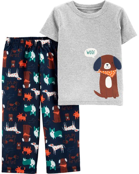 50401ac12 Display product reviews for 2-Piece Dog Cotton & Poly PJs