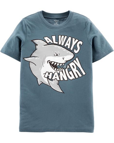 Display product reviews for Shark Jersey Tee
