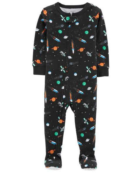 Display product reviews for 1-Piece Space Snug Fit Cotton PJs