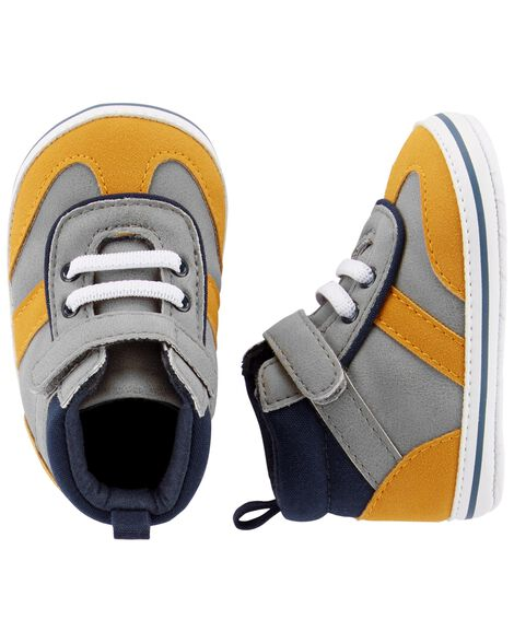 Display product reviews for Carter's High Top Sneaker Baby Shoes