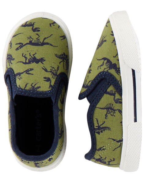 Display product reviews for Carter's Dinosaur Casual Sneakers