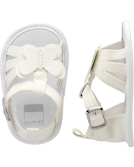 946d496b745d Display product reviews for Carter s Butterfly Sandal Baby Shoes