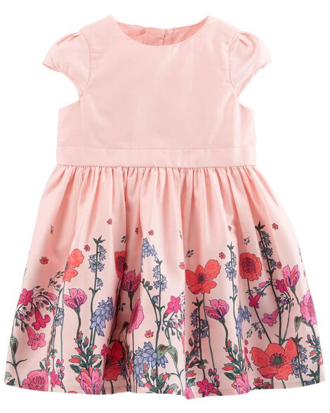 Display product reviews for Floral Border Dress