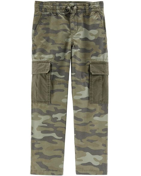 Display product reviews for Camo Slim Cargo Pants