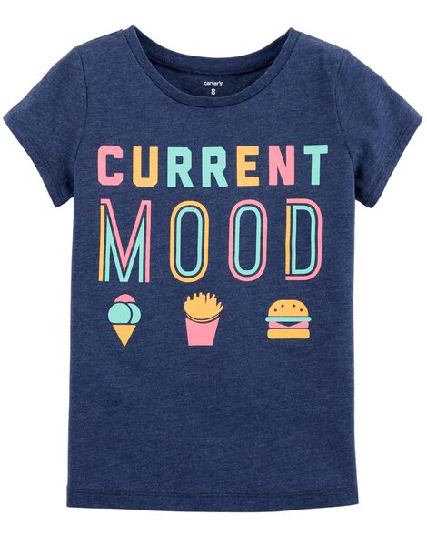 Display product reviews for Current Mood Food Tee