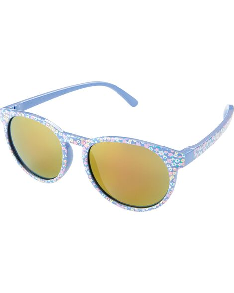 Display product reviews for Classic Floral Sunglasses