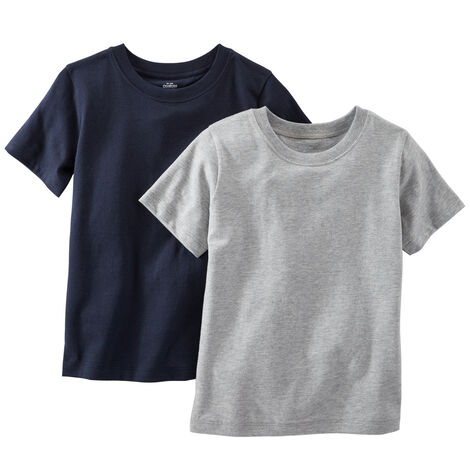 Display product reviews for 2-Pack Cotton Tees