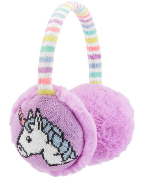 Display product reviews for Unicorn Earmuffs