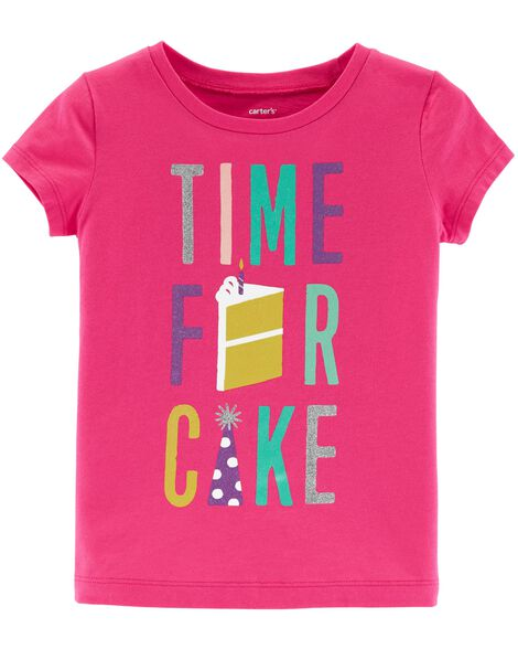 Display product reviews for Time For Cake Birthday Tee