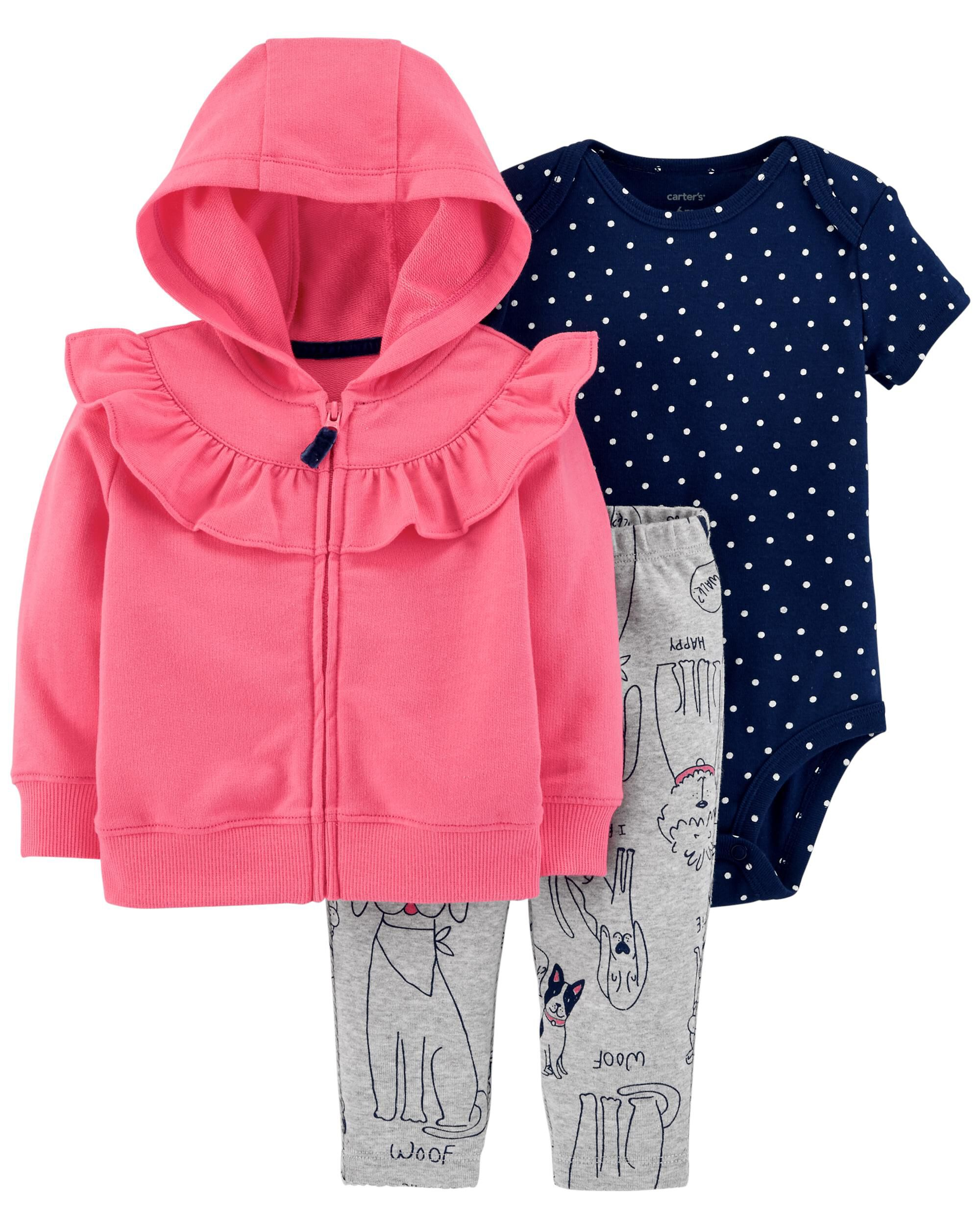 8c35af13c 3-Piece Little Jacket Set