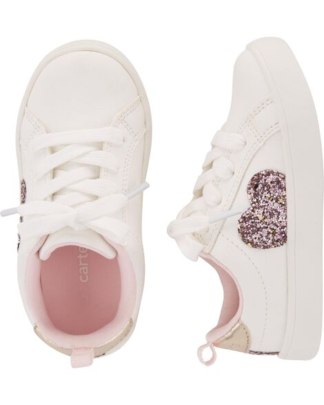 Display product reviews for Carter's Heart Casual Sneakers