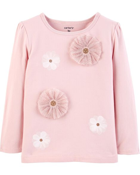 Display product reviews for Glitter Rosette Tee
