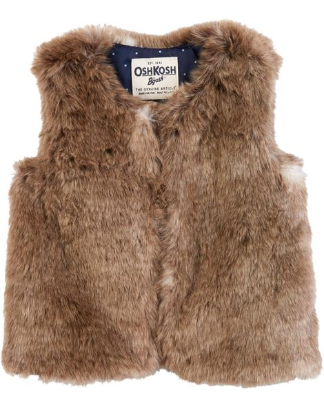 Display product reviews for Faux Fur Vest