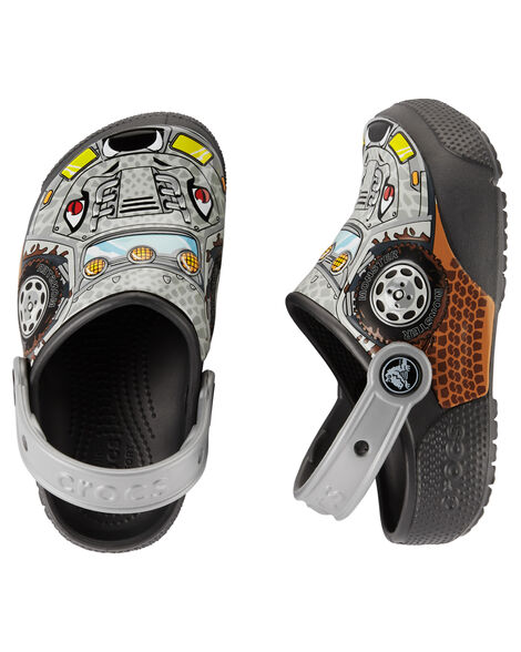 Carters Baby Monster Bedroom Shoes: Sneakers, Boots & Slippers