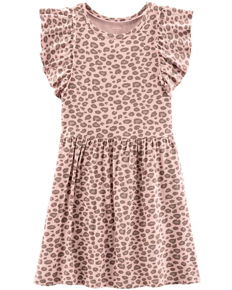 Display product reviews for Leopard Ruffle Dress