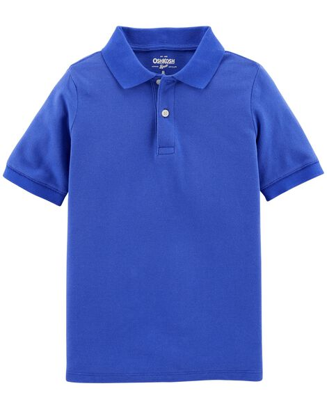 Display product reviews for Pique Uniform Polo