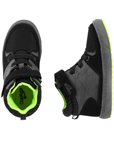 Display product reviews for OshKosh High-Top Sneakers