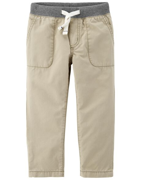 Display product reviews for Everyday Pull-On Pants