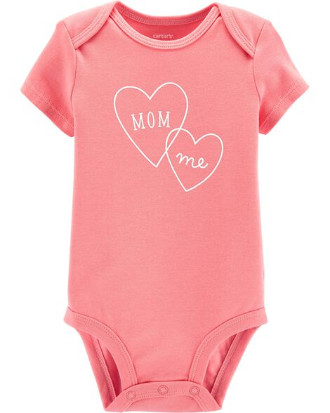 Display product reviews for Mom   Me Collectible Bodysuit de5676b28a2