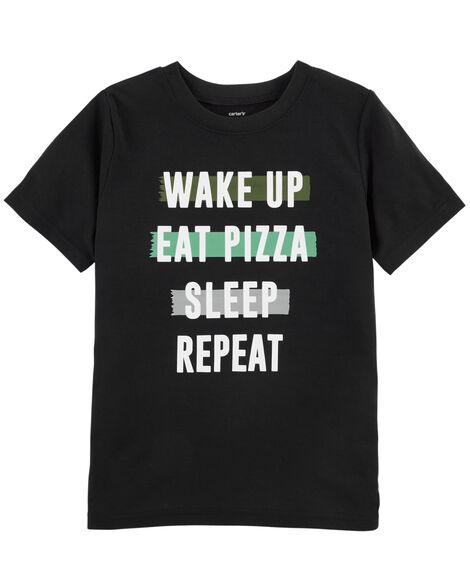 Display product reviews for Pizza Poly Sleep Tee