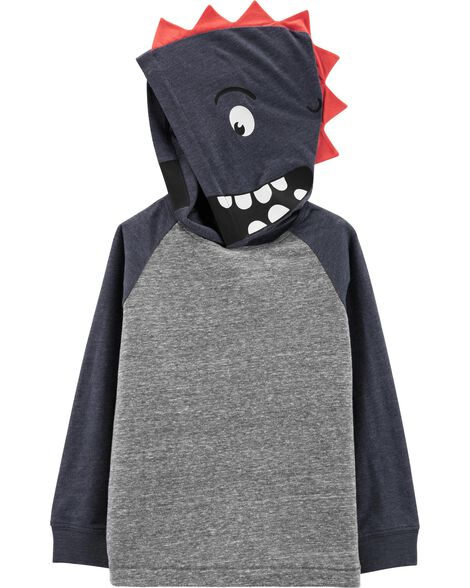 Display product reviews for Dinosaur Hooded Tee