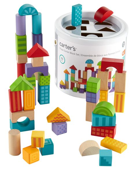 Display product reviews for 50-Piece Block Set