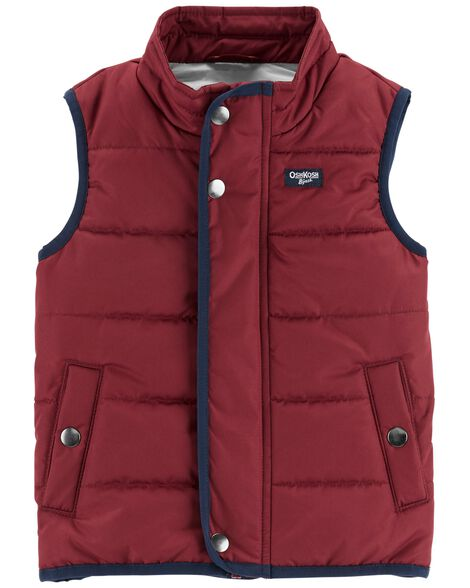 Display product reviews for Puff Vest