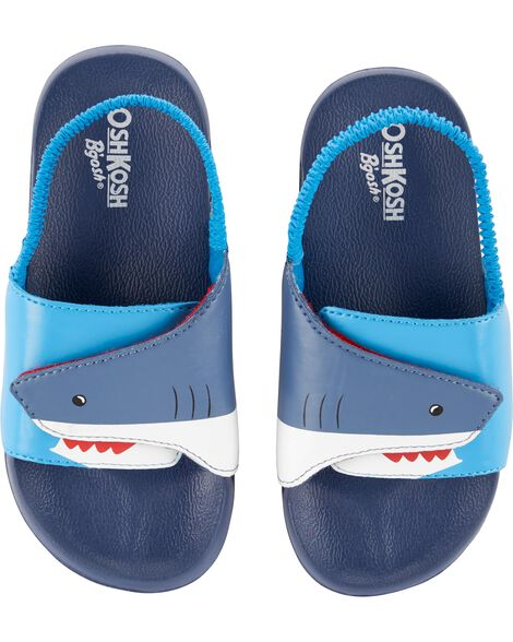 80d19ddcbaed Display product reviews for OshKosh Shark Slide Sandals